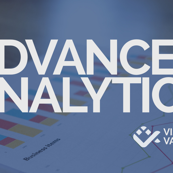 Advanced analytics blog